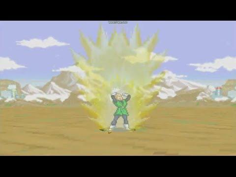 Dragon Ball Z Legends Meteo Attacks (Playstation)