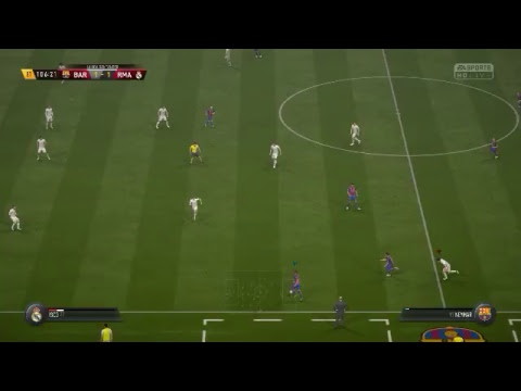 Fifa 17   Barcelona vs Real Madrid   Arpan vs Rupam