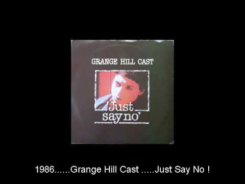 Grange Hill Cast Just Say No !