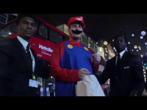 Super Mario Run Prank
