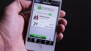 Фитнес Одежда Характеристика. Health: Видеообзор Приложения Cross Trainer от GAIN Fitness