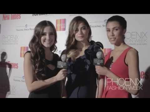 Phoenix Fashion Week at Talking Stick Resort 2015