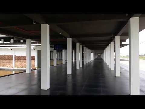 Terminal baru bandar udara blimbingsari/ banyuwangi