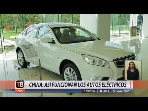 China: as funcionan los autos elctricos