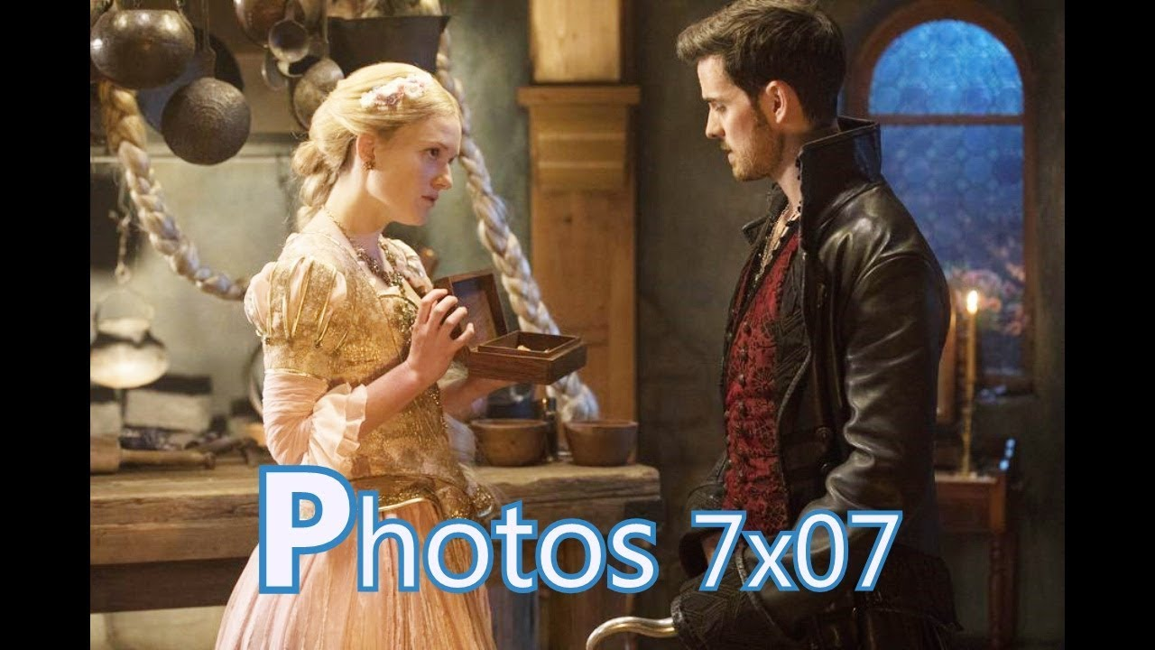 Once Upon A Time 7x07 Promotional Photos Eloise Gardener