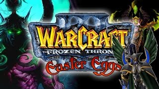 Warcraft III Easter Eggs 5: Terror of the Tides