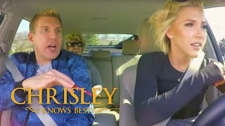 Season 5 FINALE: 'Todd Gives Savannah and Faye a Driving Lesson' | Chrisley Knows Best