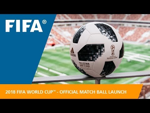 2018 FIFA World Cup Russia™ - Official Match Ball Launch
