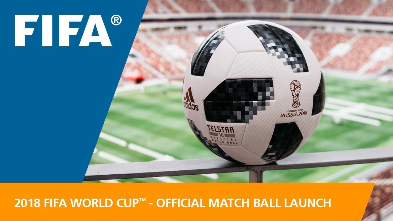 2018 Fifa World Cup Russia Official Match Ball Launch Youtube