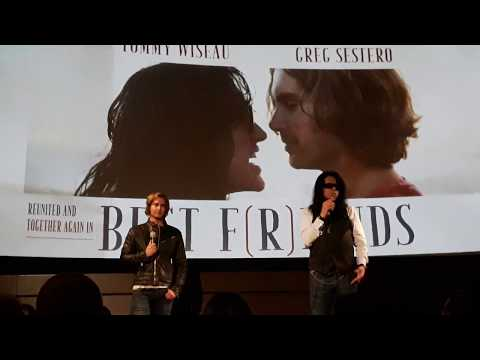 Download Youtube: Tommy Wiseau and Greg Sestero introduce Best F(r)iends