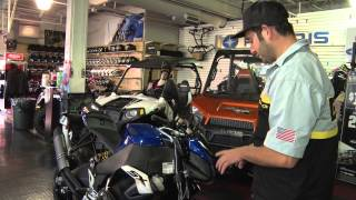 Flemington Yamaha: EBR 1190-SX Walkaround