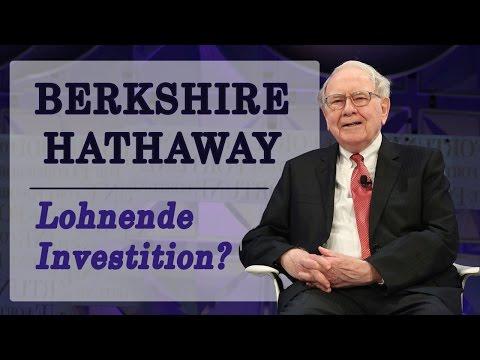 Berkshire Hathaway: In Warren Buffetts Unternehmen investieren?