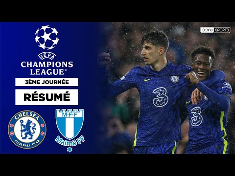 Résumé LDC : Chelsea intraitable avec Malmö, 4-0