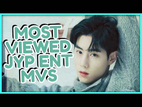 [TOP 100] Most Viewed JYP Entertainment MVs (November 2020)