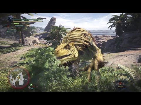 Guia Como Conseguir Esferas De Armadura Monster Hunter World