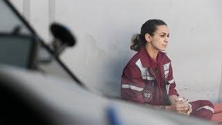 Анастасия Калашникова о тайском боксе и работе фельдшером скорой помощи