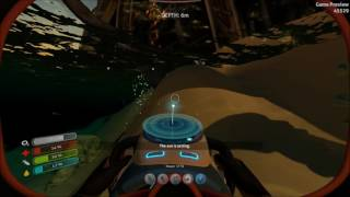 Propulsion cannon fragments Subnautica
