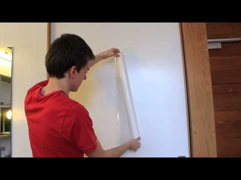 Magic Whiteboard Unboxing