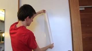 Magic Whiteboard Unboxing