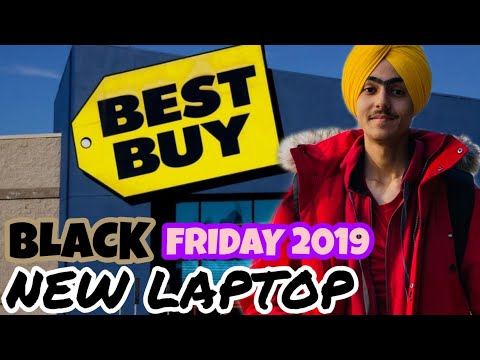 BLACK FRIDAY TIPS - New Laptop - Best Buy Brampton, Punjabi Student