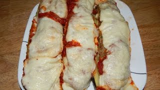 Sausage Stuffed Zucchini Boat Recipe - Easy Zucchini Recipes