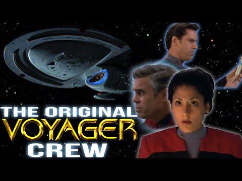 The Original VOYAGER Crew