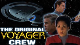 The Original VOYAGER Crew Video