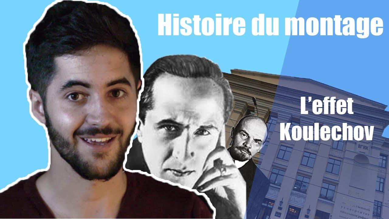 HISTOIRE DU MONTAGE : Effet Koulechov et géographie créative de Lev Koulechov