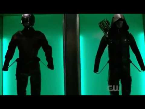 Arrow - Best fight scenes (6x17)