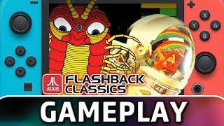 Atari Flashback Classics | First 15 Minutes on Switch