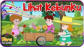 Gambar cover Lihat Kebunku | Diva bernyanyi | Diva The Series Official