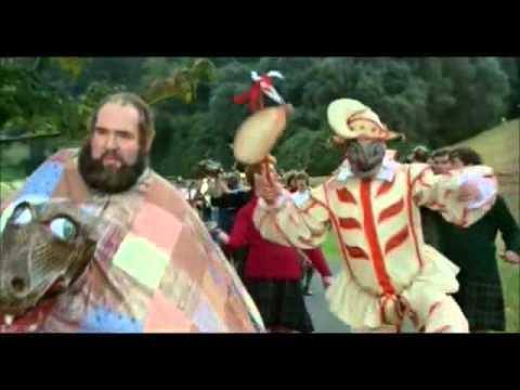 Procession   The Wicker Man 1973