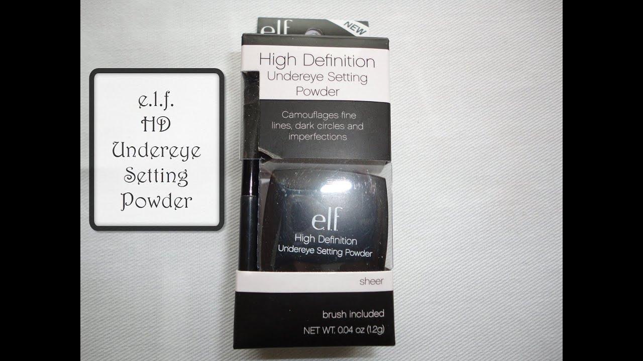 High Definition Undereye Powder by e.l.f. #9