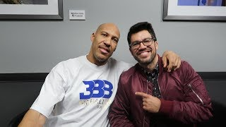 How To Be A Big Baller: Lavar Ball On Marketing, Parenting, and Being The Best