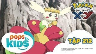 Pokémon Tập 212 - Furabebe và Hoa Tiên! - Hoạt Hình Tiếng Việt Pokémon S17 XY