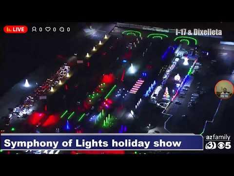 Symphony of lights in Phoenix, Az