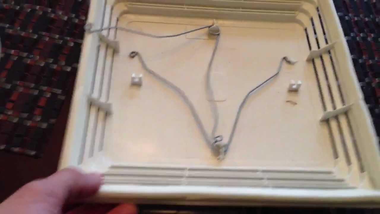 How To Fix A Noisy Bathroom Exhaust Fan Youtube