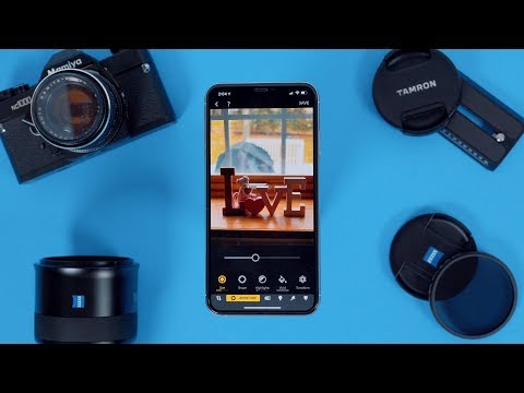 Five of the Best Camera Apps on iOS for 2019