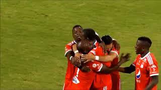 Bucaramanga 2-3 América | Liga Aguila 2018-II | Fecha 9