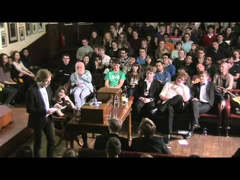 This House Would Swipe Right | The Cambridge Union