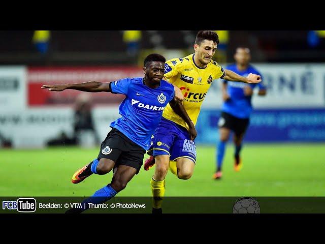 2016-2017 - Jupiler Pro League - 06. Waasland-Beveren - Club Brugge 1-0