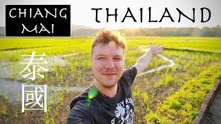 泰國清邁一週遊| A Week in Chiang Mai, Thailand