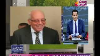 المتحدث باسم جامعة الاسكندرية يكشف قرار الجامعة بسبب واقعة كاميرات الحمامات بصيدلة الأسكندرية