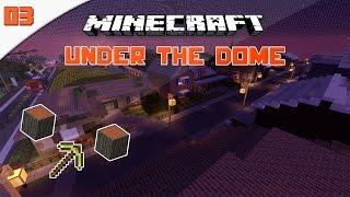 Minecraft Under The Dome: Μέρος 3ο - Σώσαμε τον κόσμο (Finale)