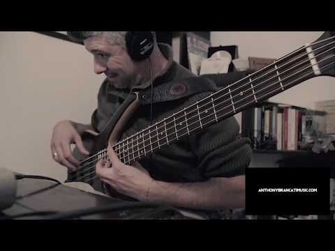 Cover bass Anthony Brancati
