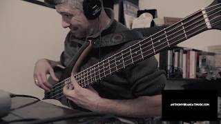 Baixar Cover bass Anthony Brancati