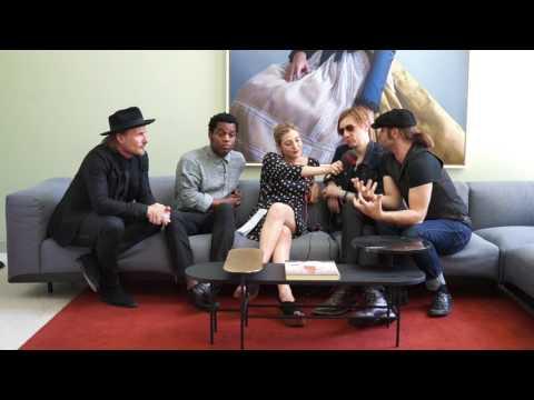 Entrevista a la banda californiana VINTAGE TROUBLE