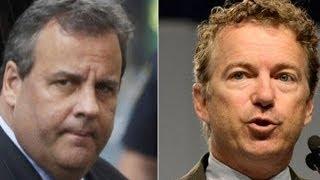 Sen. Rand Paul Weighs In On Christie Scandals