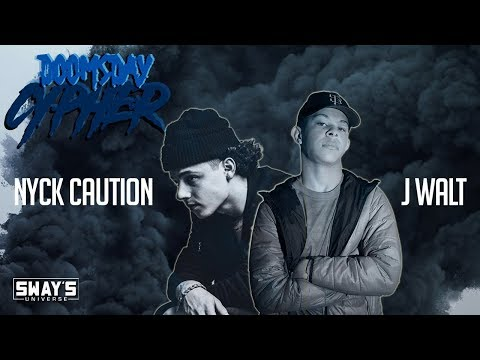 Doomsday Cypher '17: J. Walt and Nyck Caution