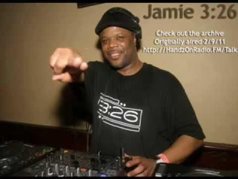 Jamie 3:26 Interview: Handz On Talk Radio